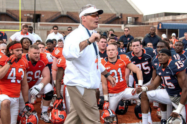 Sizing Up Illini Football After Spring Practice