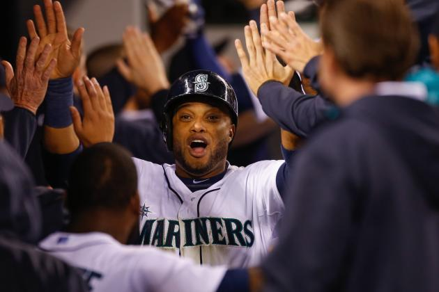 Video: Cano Hits 1st HR with Mariners