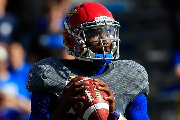 Kansas Names Cozart Starting QB