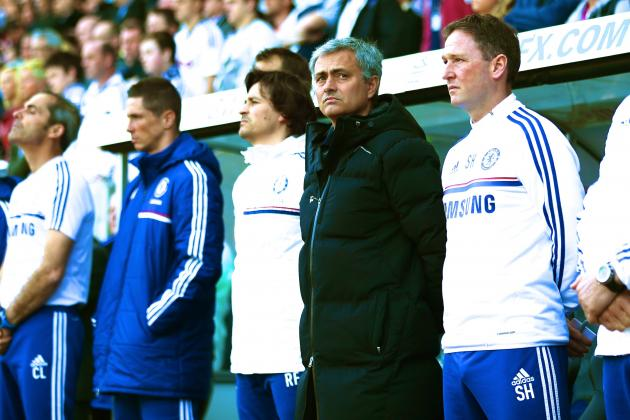 Why 2014 Premier League Title Would Be Jose Mourinho's Greatest Chelsea Success