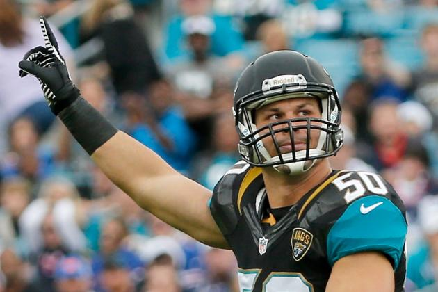Jags Release Starting OLB Allen Among 4 Moves