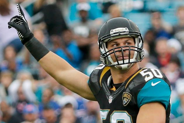 Jaguars Make Four Roster Moves