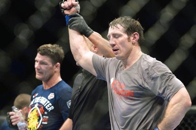 Tim Kennedy's Win over Michael Bisping Should Do Wonders for His Career