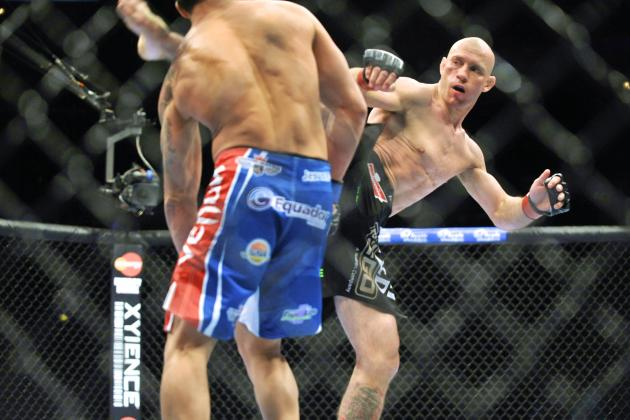 Donald Cerrone: If He's Serious About Another Run, He Needs to Handle Barboza