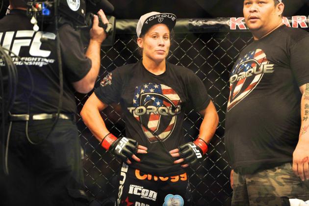 UFC on Fox 11: Liz Carmouche Talks Secret Addiction, Miesha Tate Playing Possum