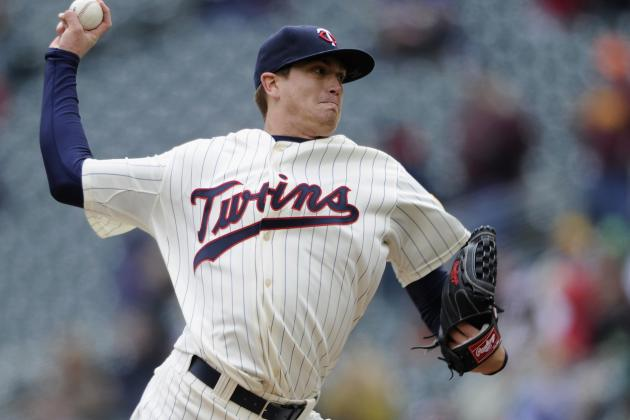 Gibson's Gem Guides Twins Past Blue Jays