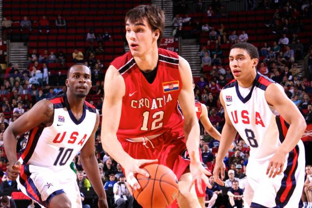 NBA Draft Notebook: Is Dario Saric Worth a Top-10 2014 Pick?