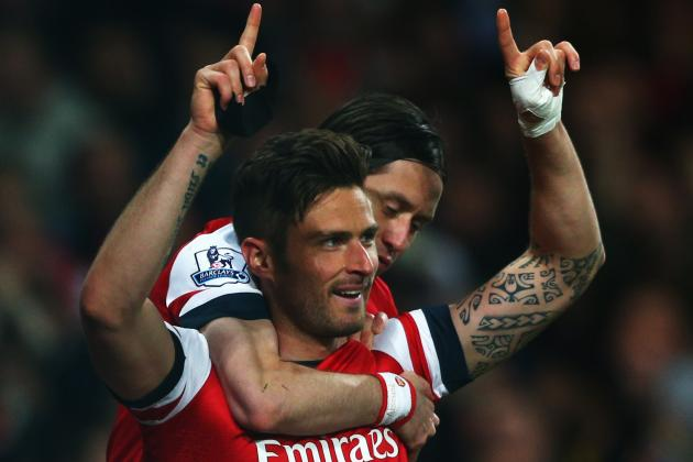 Giroud Continues to Show His Worth but Does He Get the Credit He Deserves?