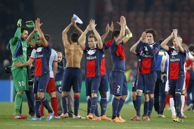 Predicting How Paris Saint-Germain Will Line Up Against Lyon