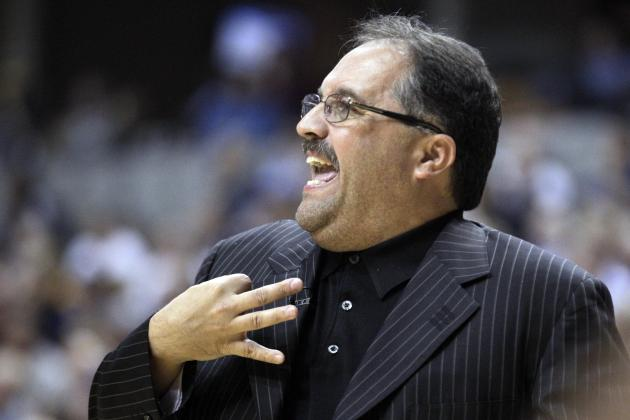 Report: If Adelman Doesn't Return, Timberwolves Eyeing Izzo, Hoiberg, Van Gundy