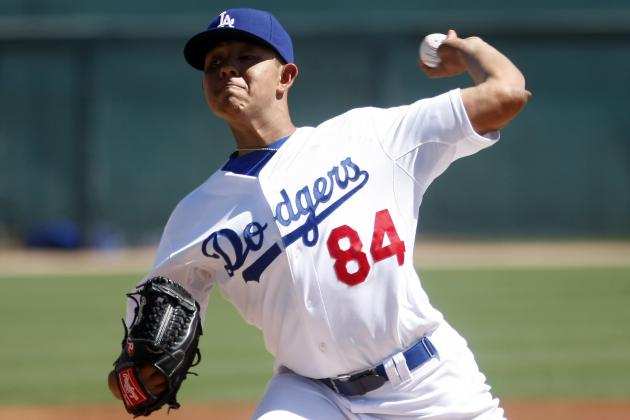 Analyzing How Good Dodgers' 17-Year-Old Pitching Phenom Julio Urias Can Be