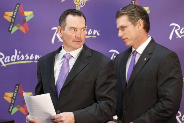 Minnesota Vikings: How Rick Spielman Can Win the 2014 Draft