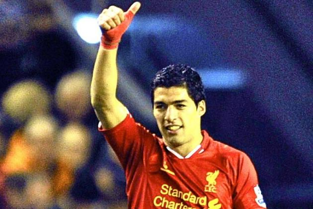 Liverpool Will Need Luis Suarez to Come Up Big Against Norwich City...Again
