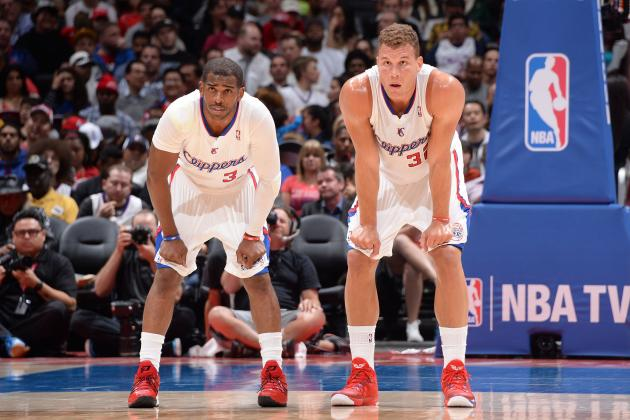 Building the Ideal Playoff Rotation for LA Clippers