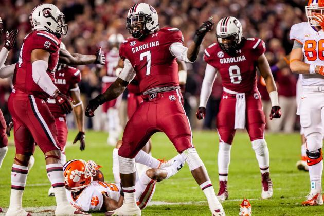 2014 NFL Mock Draft: Best-Case Scenarios for First Round's Brightest Stars