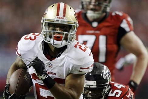 Should the San Francisco 49ers Really Trade LaMichael James?