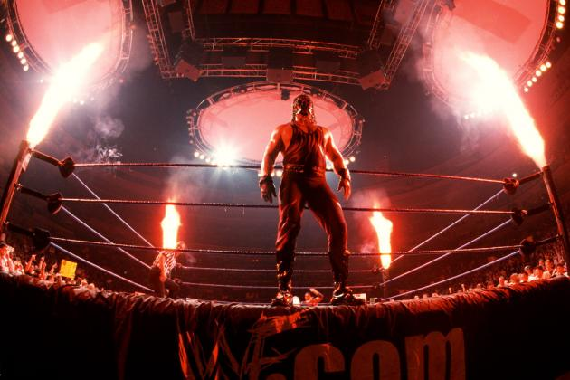 Kane Is the Best First Challenge for Daniel Bryan's WWE World Championship