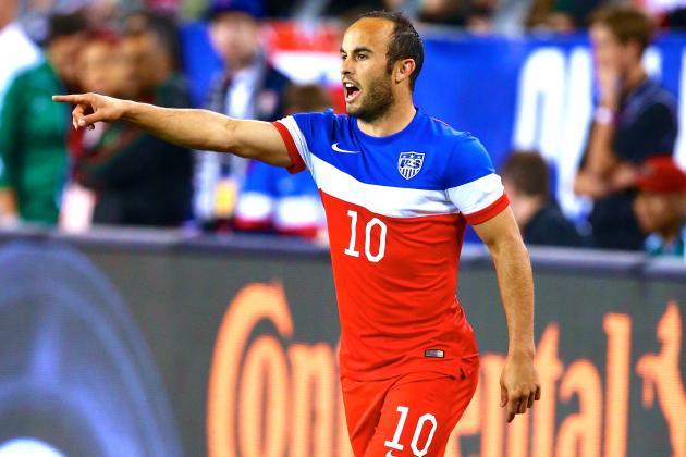 Landon's Legacy: Donovan Addresses Mentorship, Retirement and World Cup Chances