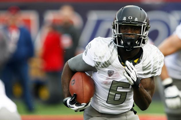 2014 Atlanta Falcons Potential Draft Pick Profile: RB De'Anthony Thomas