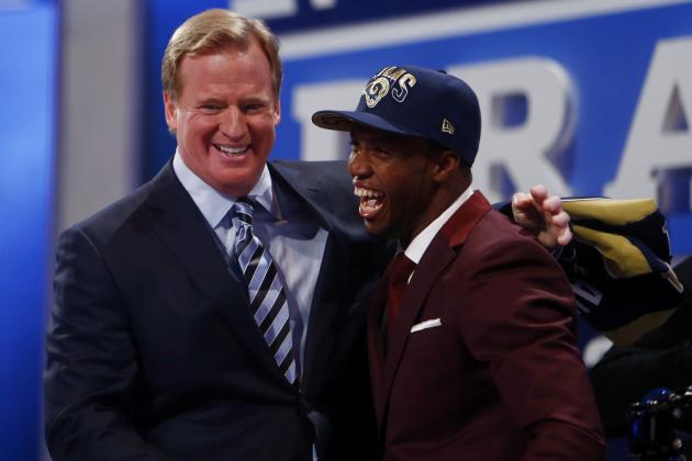 2014 NFL Draft Predictions: Projecting Squads Most Likely to Trade on Draft Day