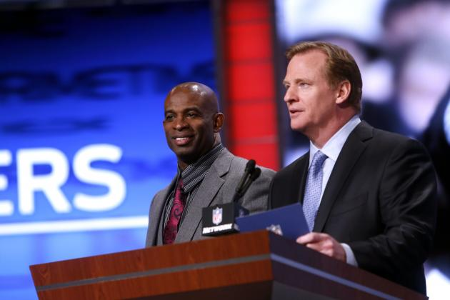 NFL Draft Schedule 2014: Full TV Info, Live Stream and More for Event