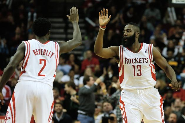 Complete Guide to Houston Rockets' Postseason