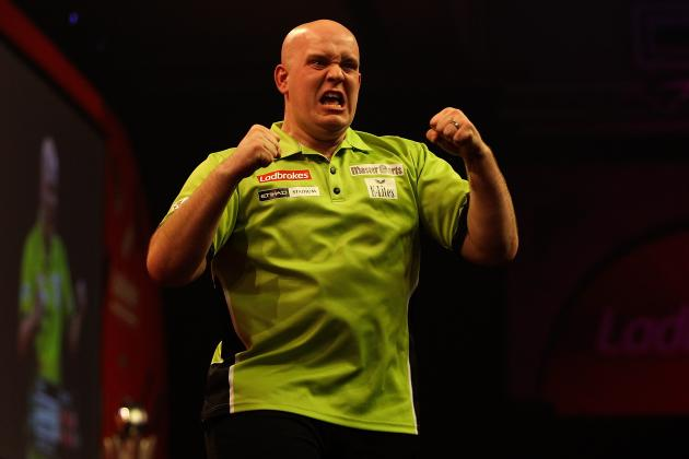 Premier League Darts 2014 Results: Scores, Standings and Analysis from Aberdeen
