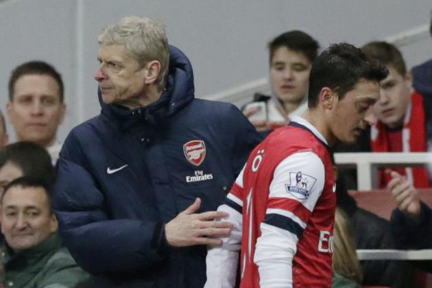 Arsene Wenger Right to Believe Mesut Ozil Can Be League's Best Next Season