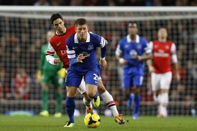 What Would Ross Barkley Bring to Manchester United's Midfield?