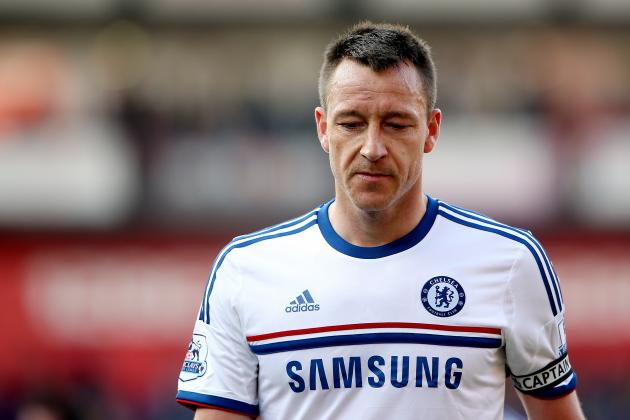 John Terry's Chelsea Future Reportedly in Major Doubt over New Contract