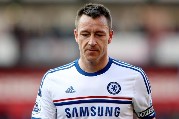 Is John Terry on Course to Become 'Captain, Manager, Legend' at Chelsea?