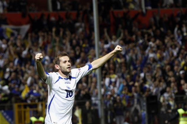 How Senad Lulic Could Fit In at Juventus
