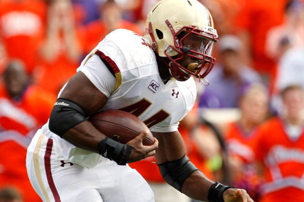 Sources: Boston College RB Andre Williams Drawing Interest from Patriots