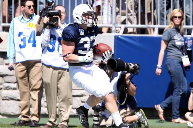 Penn State Football: Where Does Cole Chiappialle Fit in the Backfield?
