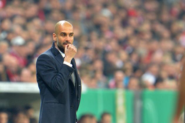 How Bayern Munich Will Line Up Against Eintracht Braunschweig