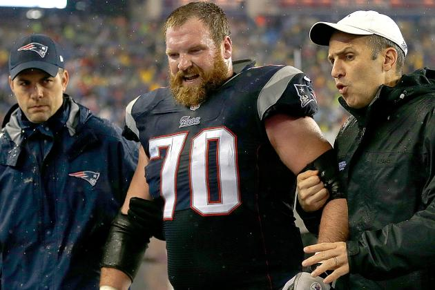 Logan Mankins Ready to Try Luck Again