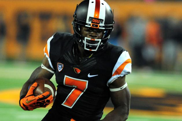 Analysts See Chiefs Drafting Wide Receiver with First Pick