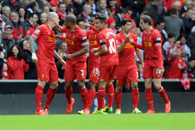 Norwich vs. Liverpool: Date, Time, Live Stream, TV Info and Preview
