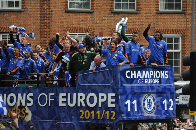 Chelsea Already Planning Bus Parade for Premier League, Champions League Glory