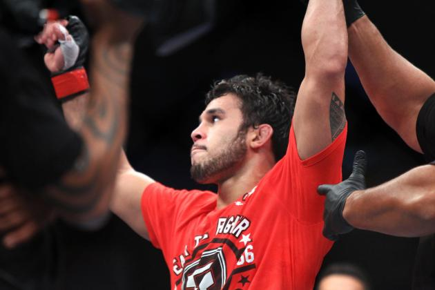 UFC on Fox 11: Brad Tavares Stays on Quest for Top 10 Opponent