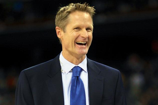 Steve Kerr Reportedly Would Accept Knicks' Head Coaching Position If Offered