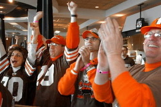 Browns Host Free Draft Night Party at Cleveland Convention Center