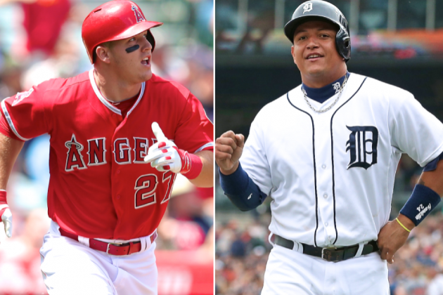 Is Miguel Cabrera-Mike Trout Rivalry Becoming MLB's LeBron James-Kevin Durant?