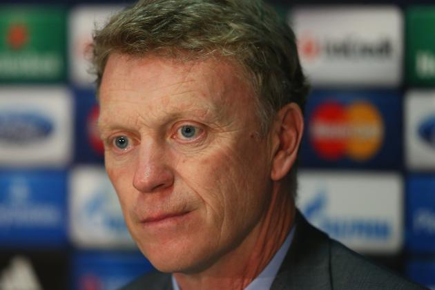 Everton vs. Manchester United: Key Takeaways from David Moyes' Pre-Game Presser
