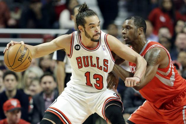 Joakim Noah Becomes 9th NBA Player with 400 Assists and 100 Blocks in 1 Season