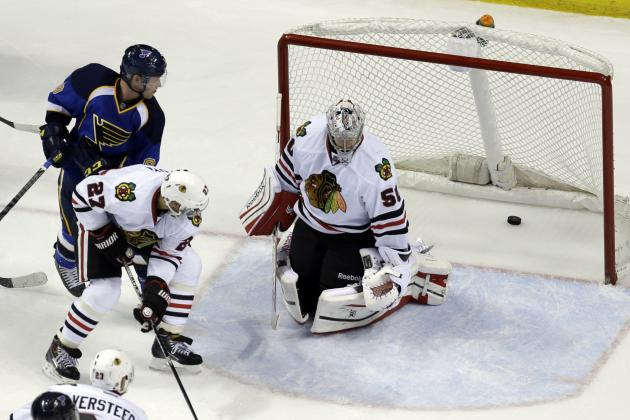 Chicago Blackhawks: Loss to Open Series Tough to Swallow but Not a Crushing Blow