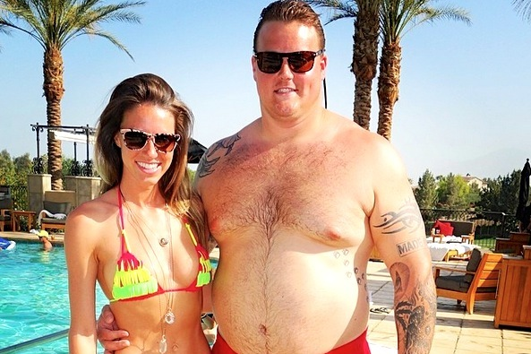 Richie Incognito Biting People, Hanging out with Women in Bikinis