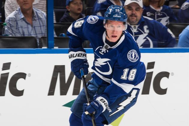 Lightning's Palat Expected to Miss Game 2
