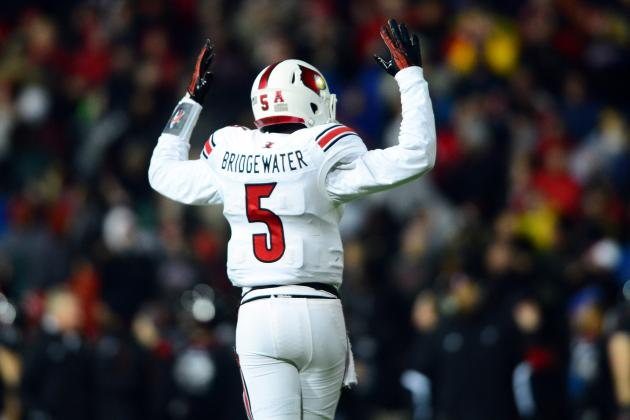 Minnesota Vikings' draft needs: Teddy Bridgewater fits well