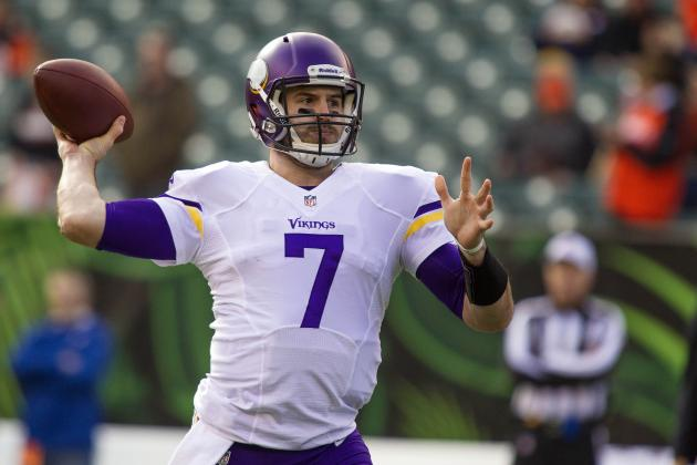 Will the Vikings Exercise Option for Christian Ponder?